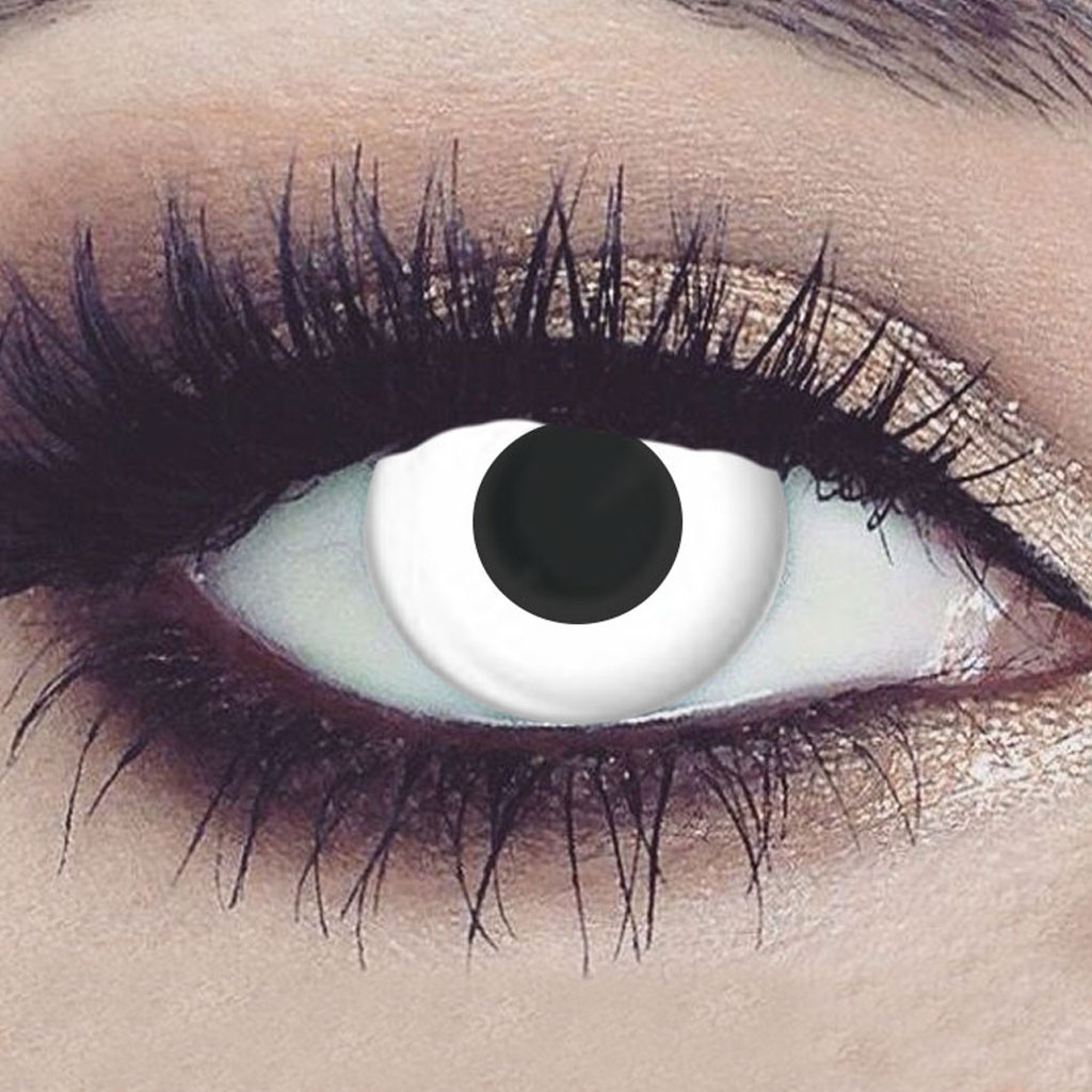 Crazy Halloween kontaktlinser - #001