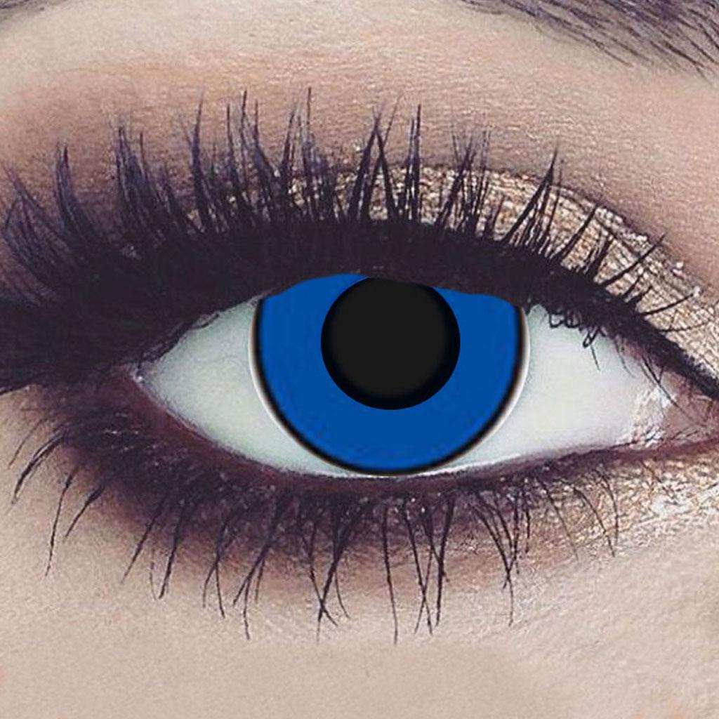 Crazy Halloween kontaktlinser - #012