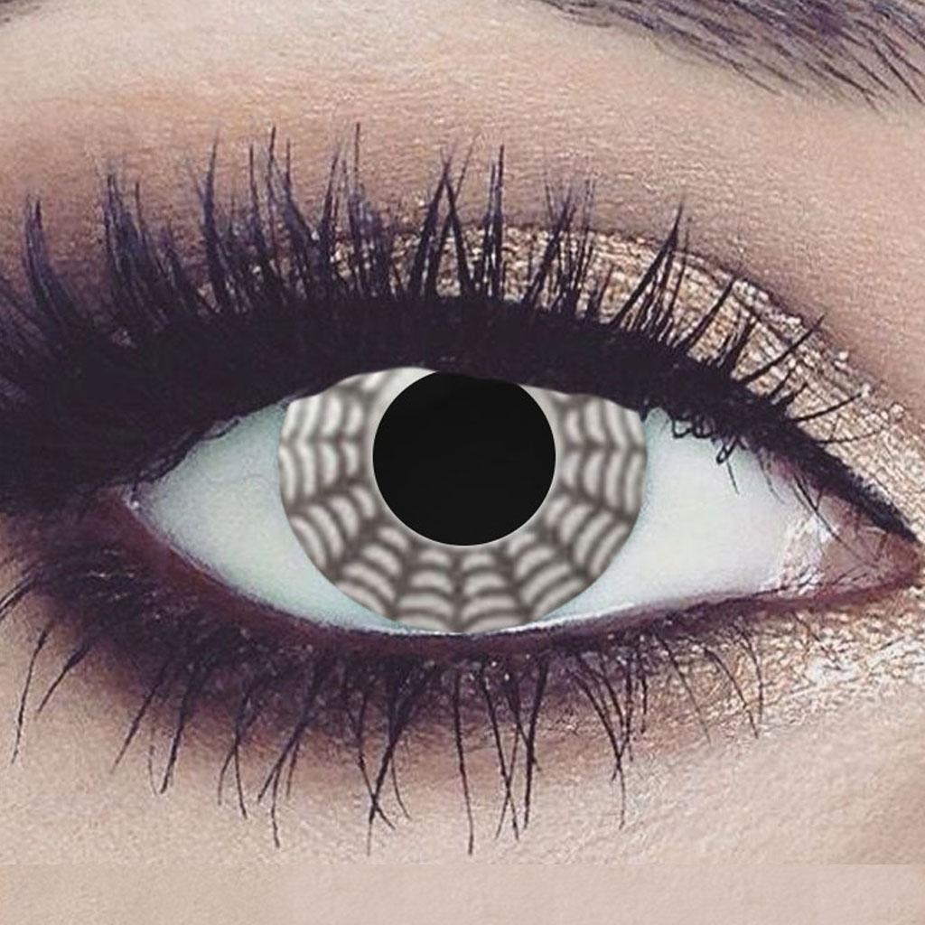 Crazy Halloween kontaktlinser - #019