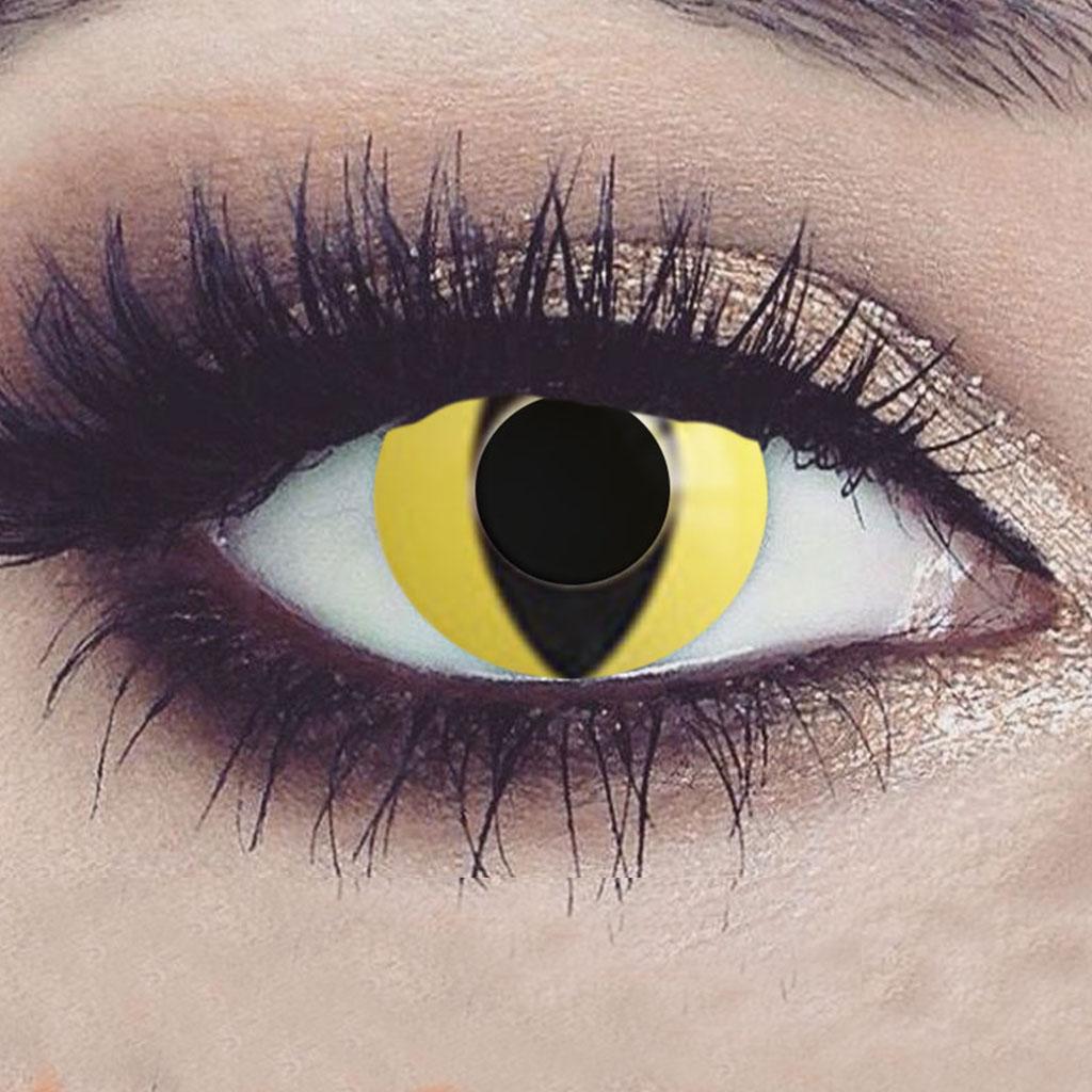 Crazy Halloween kontaktlinser - #023