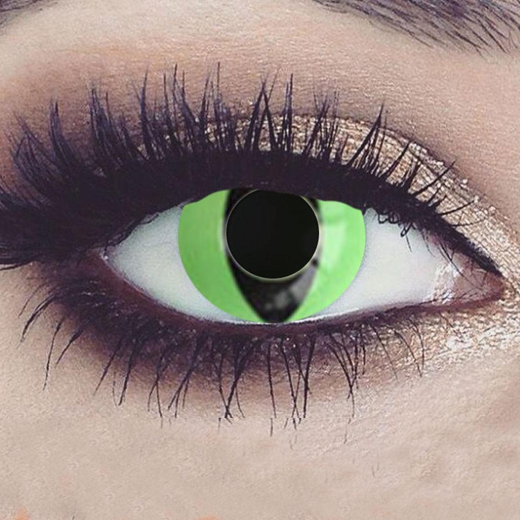 Crazy Halloween kontaktlinser - #024