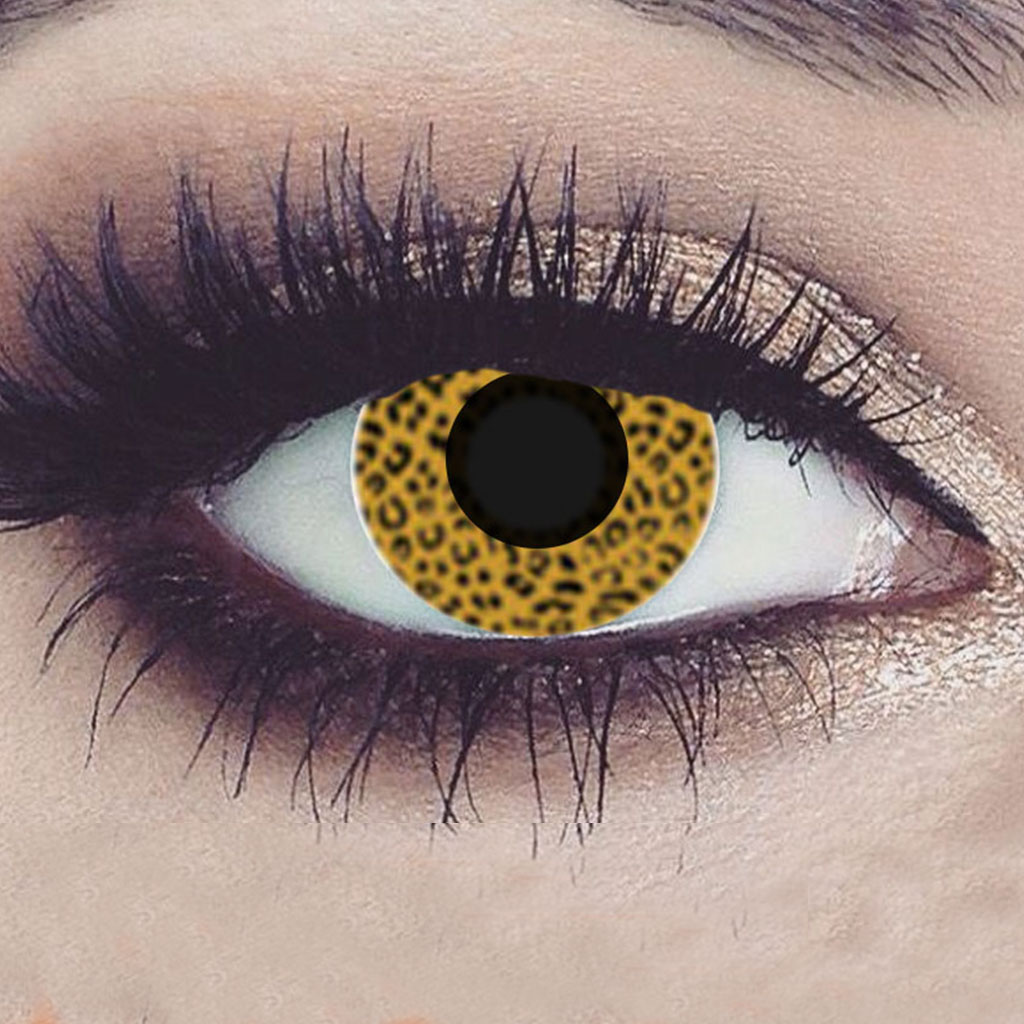 Crazy Halloween kontaktlinser - #061