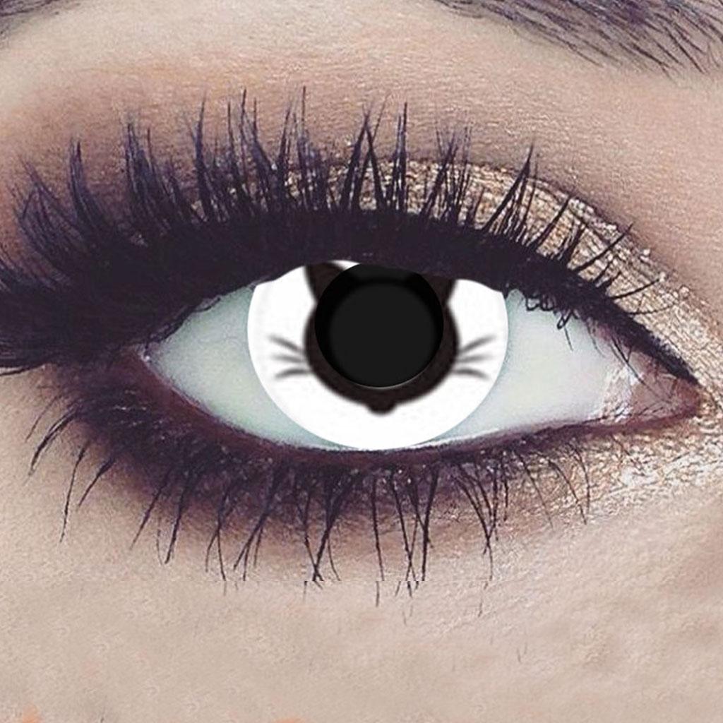 Crazy Halloween kontaktlinser - #063