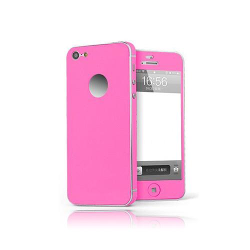 Full Color (Pink) iPhone 5 / 5S Full Body Skin