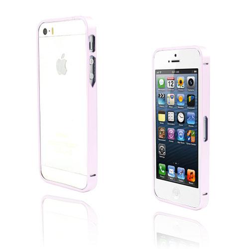 Metallix (Lys Pink) iPhone 5 / 5S metal bumper
