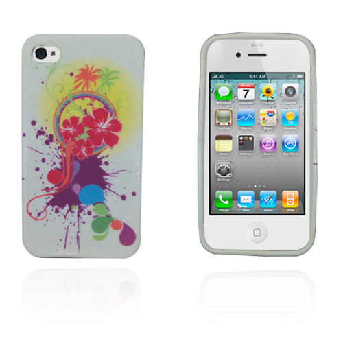 Image of   (Strand Fest) iPhone 4/4S Plastic Cover