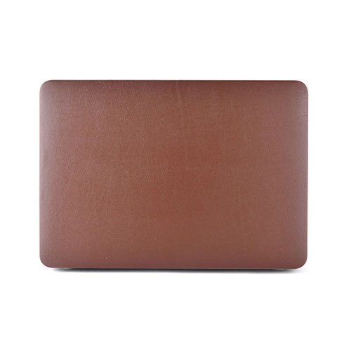 Image of   Ancker Leather MacBook Air 13.3 Cover - Brun