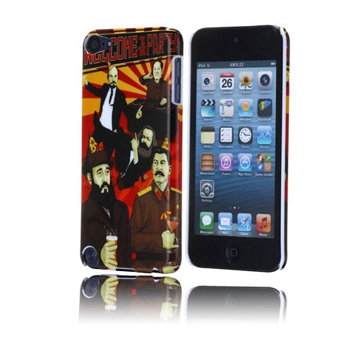 Image of   Retro (Party) iPod Touch 5 Cover