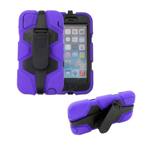 Image of   Adrian (Lilla) iPhone 6 Belt Clip Cover
