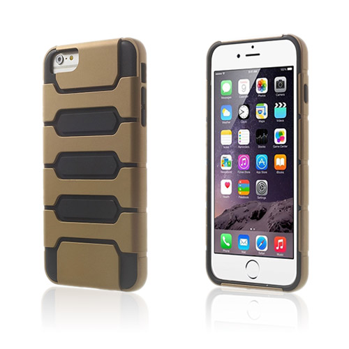 Lybeck (Brun) iPhone 6 Plus Cover