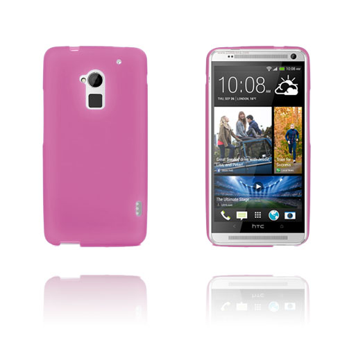 GelCase (Hot Pink) HTC One Max Cover