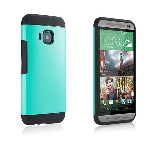 Dahl HTC One M9 Cover - turkis