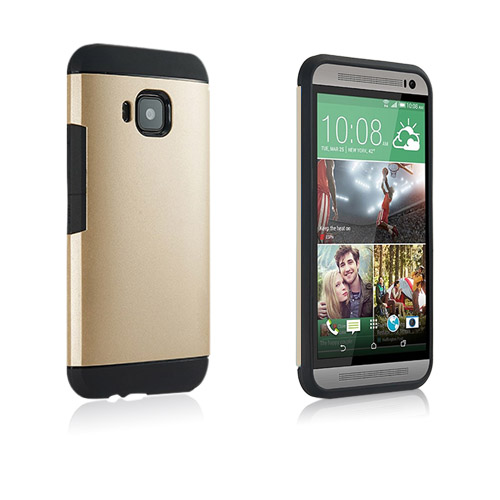 Dahl HTC One M9 Cover - Champagne