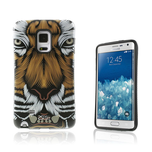 Iface Samsung Galaxy Note Edge N915 Cover - Tiger