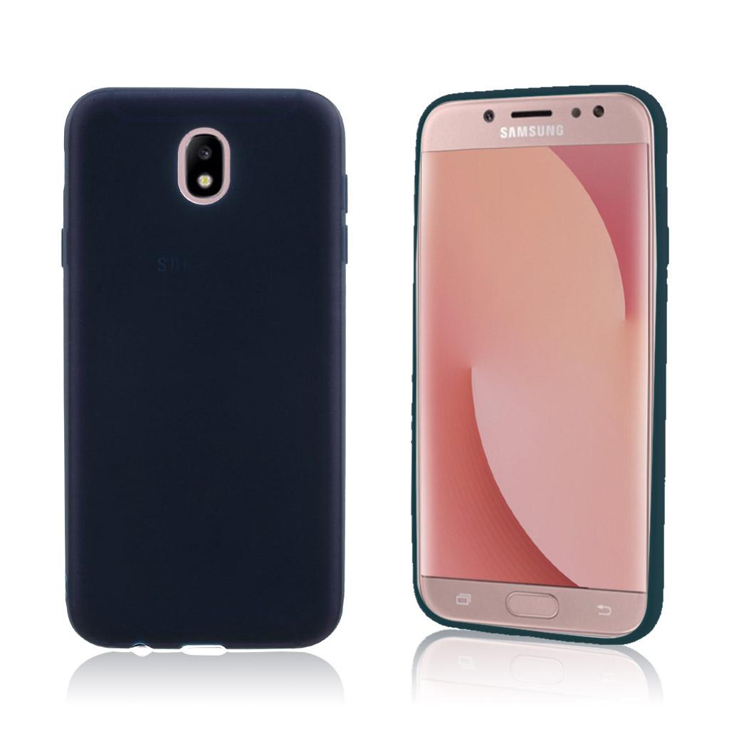 Samsung Galaxy J7 ( 2017) Smart cover - Mørkeblå