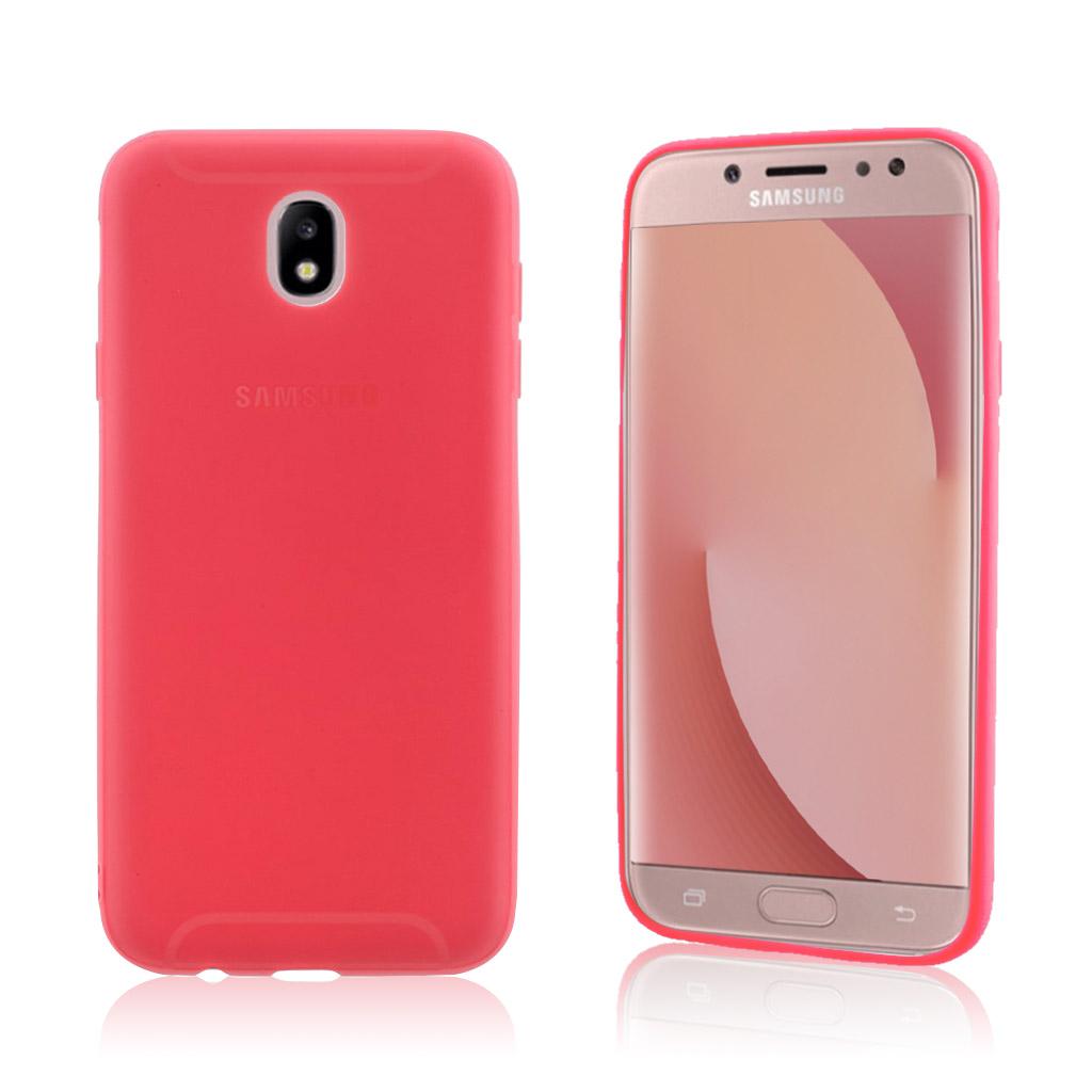 Samsung Galaxy J7 ( 2017) Smart cover - Rød