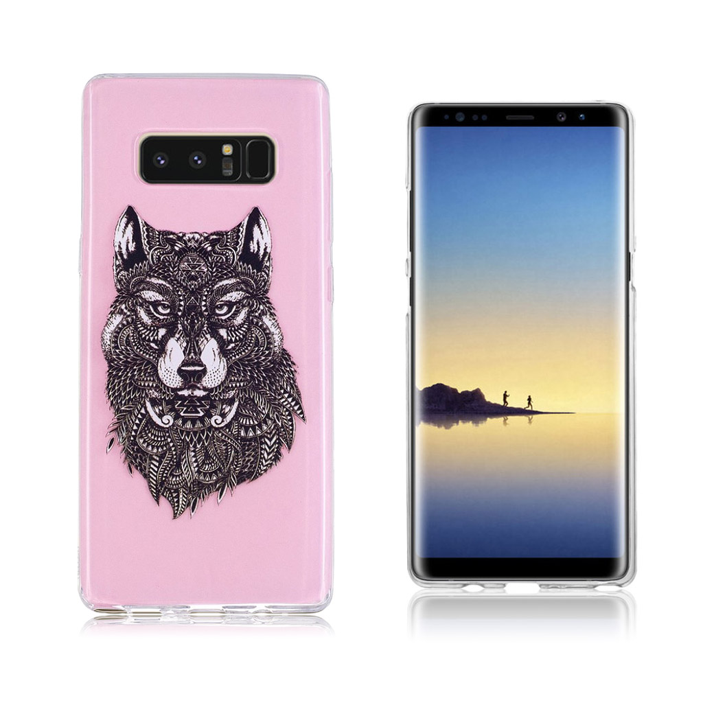 Samsung Galaxy Note 8 Ultra tyndt robust cover - Ulv