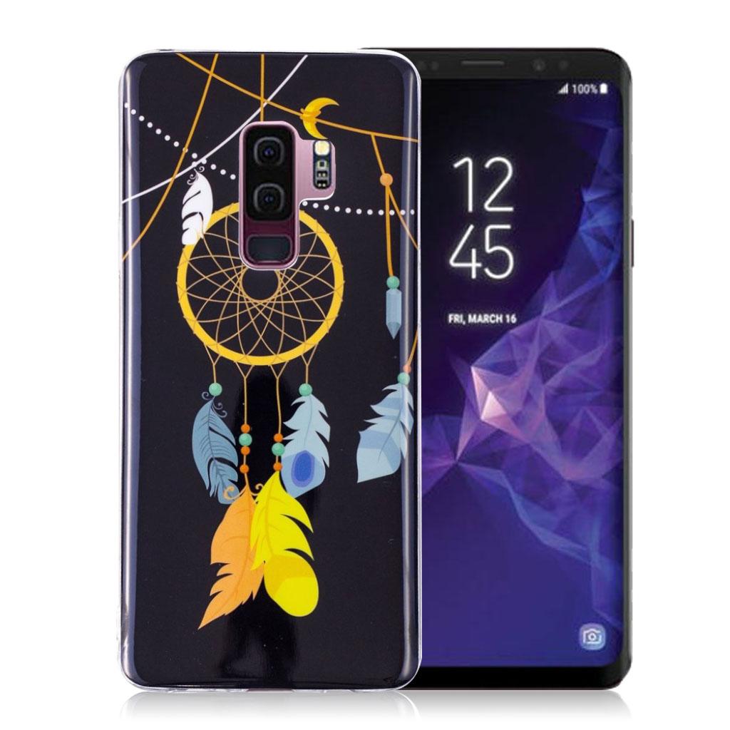 Samsung Galaxy S9 Plus patterned IMD soft TPU case - Dream Catcher