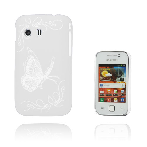 Joy (Hvid) Samsung Galaxy Y Cover