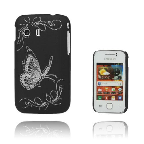 Joy (Sort) Samsung Galaxy Y Cover