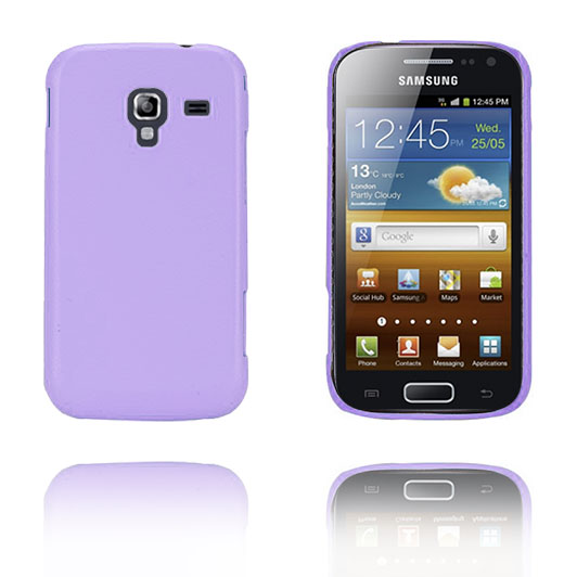 Image of   Alpha (Lilla) Samsung Galaxy Ace 2 Cover