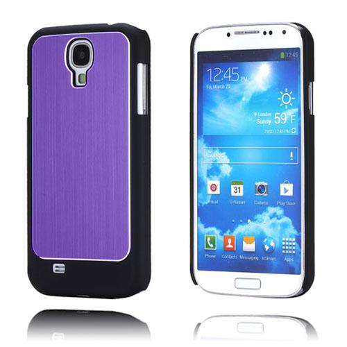Image of   Alu-Back (Lilla) Samsung Galaxy S4 Cover