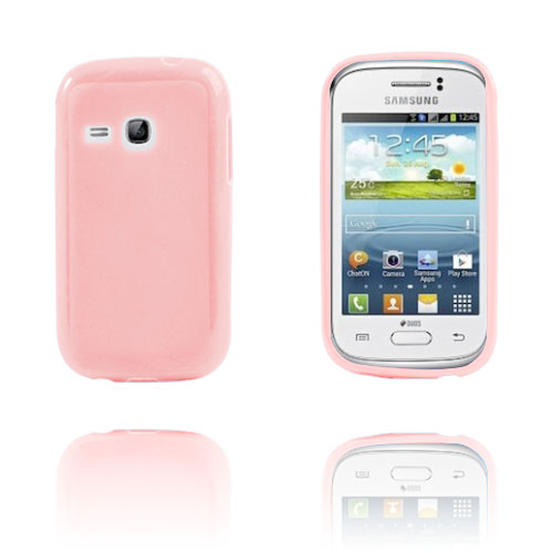 ColorCase (Pink) Samsung Galaxy Young Cover