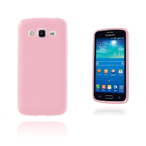 GelCase (Pink) Samsung Galaxy Win Pro Cover