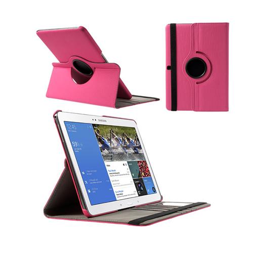 Image of   3sixty (Pink) Samsung Galaxy TabPRO 10.1 Læder Flip Etui