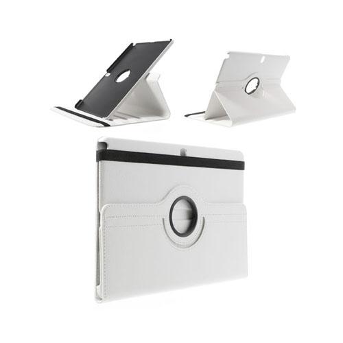Image of   3sixty (Hvid) Samsung Galaxy NotePro/TabPro 12.2 Læder Flip Etui