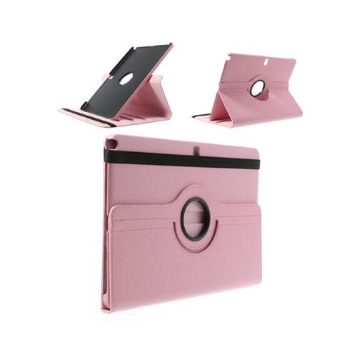 Image of   3sixty (Pink) Samsung Galaxy NotePro/TabPro 12.2 Læder Flip Etui