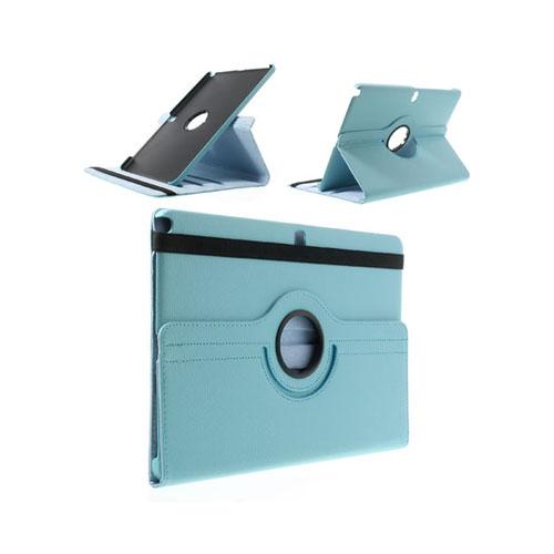 Image of   3sixty (Lys Blå) Samsung Galaxy NotePro/TabPro 12.2 Læder Flip Etui