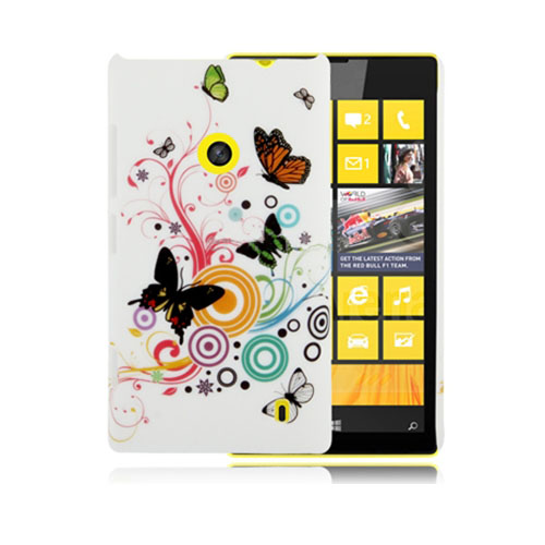 Valentine (Tre Sommerfugle) Nokia Lumia 520 Cover