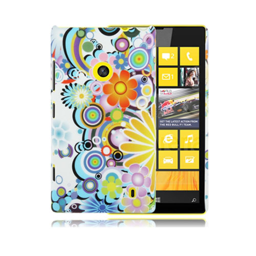 Image of   Valentine (Flower Power) Nokia Lumia 520 Cover