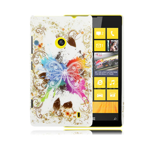 Valentine (Stor Sommerfugl) Nokia Lumia 520 Cover