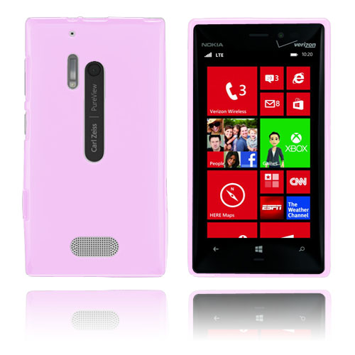 GelCover (Pink) Nokia Lumia 928 Cover