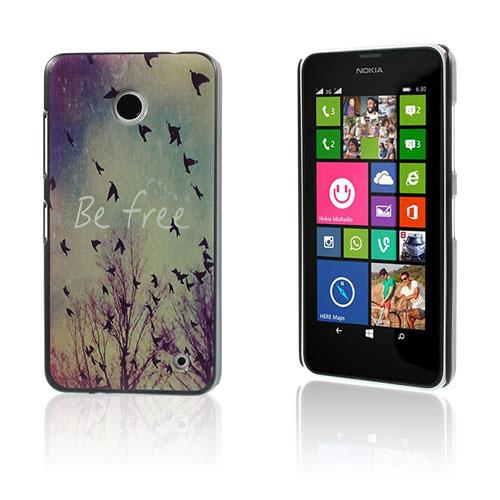 Persson Nokia Lumia 630/635 Cover - Citat Be Free
