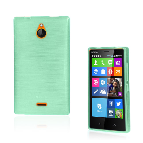 Image of   Bremer (Turkis) Nokia X2 Cover
