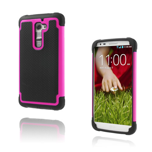 Impact (Hot Pink) LG G2 Ultra-Safe Cover