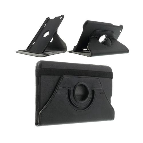 Image of   3sixty (Sort) LG G Pad 8 Læder Flip Etui