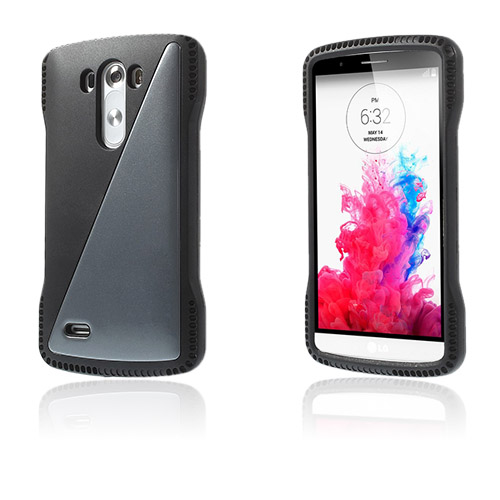 Image of   Aalto (Grå) LG G3 Cover