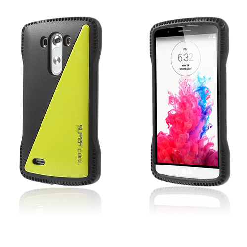 Image of   Aalto (Gul) LG G3 Cover