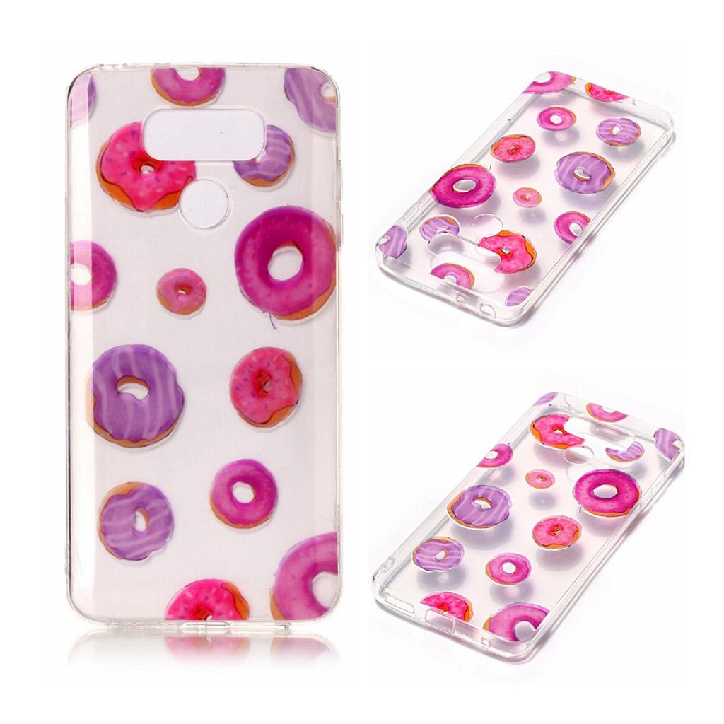 Image of   LG G6 Cover med holdbar farver - Dougnut