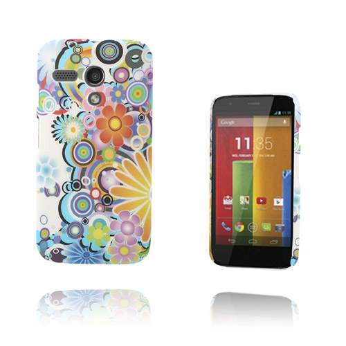 Image of   Valentine (Flower Power) Motorola Moto G Cover