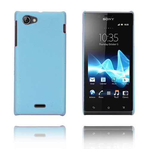 Image of   Alpha (Blå) Sony Xperia J Cover