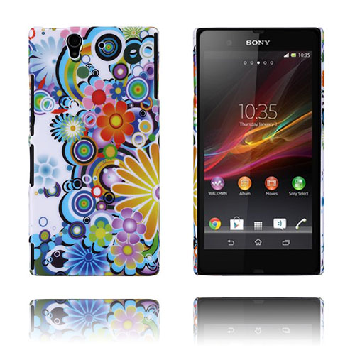 Image of   Symphony (Flower Power) Sony Xperia Z Cover