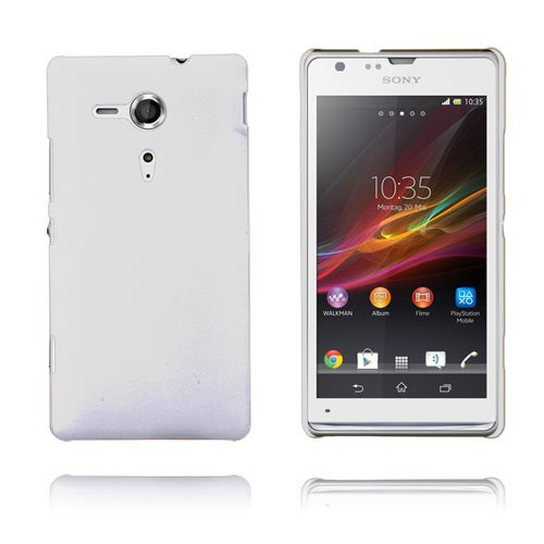 Hard Cover (Hvid) Sony Xperia SP Cover