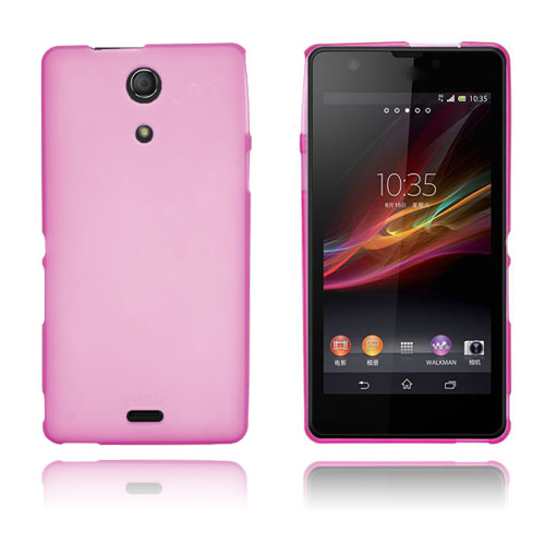 Image of   Alpha (Hot Pink) Sony Xperia ZR Cover