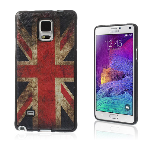 Westergaard (Vintage UK Flag) Samsung Galaxy Note 4 Cover