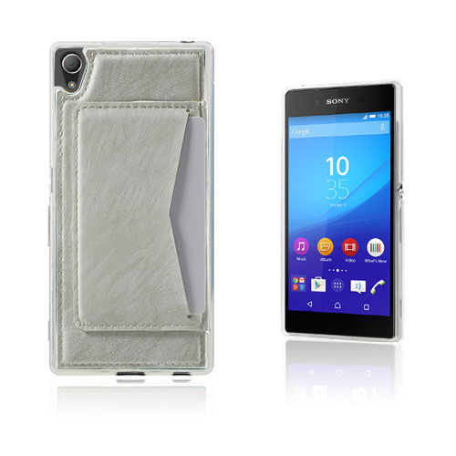 Jungstedt Sony Xperia Z3+ Cover - Hvid